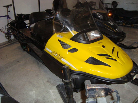 2002 Ski-doo Alpine III in