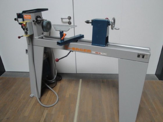 Hager Drechselmaschine HDE-49 in Europe