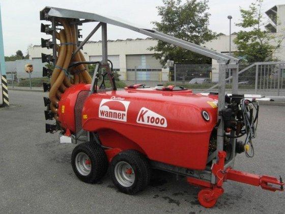 2015 Wanner Wanner K1000 KH63