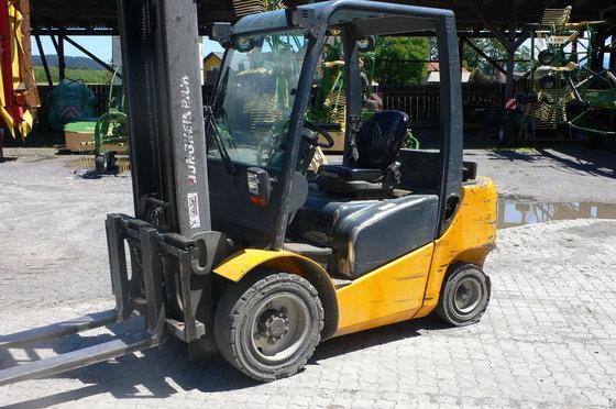 2006 Jungheinrich DFG 430 -