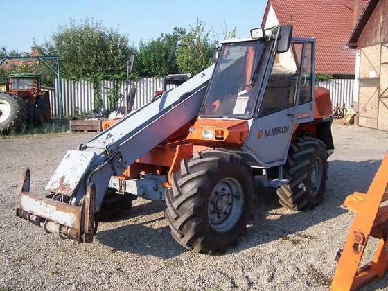 1991 Sambron T2567 in Europe