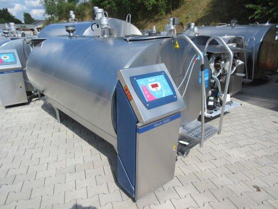 Serap Milchtank / Milchkühltank 2500