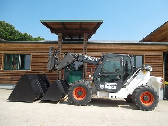 2001 Bobcat T 3071 mit