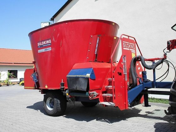 2005 Mayer Siloking VM 12