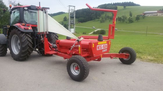 2015 Metal-Fach Z577 in Europe