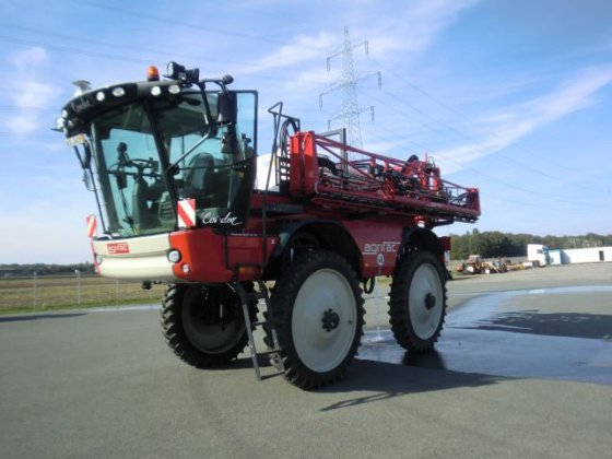 2015 Agrifac Condor in Europe