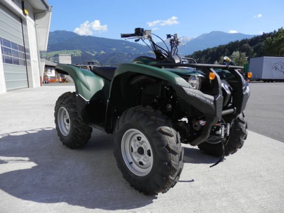 2015 Yamaha Grizzly 700 Arbeitgerät