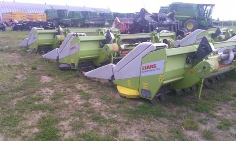 2007 Claas Conspeed 6-75 C