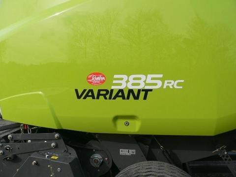 2013 Claas Variant 385 RC