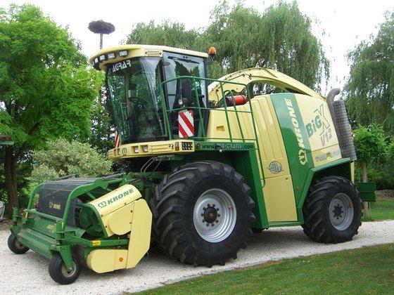 2004 Krone BigX V12 tadelloser