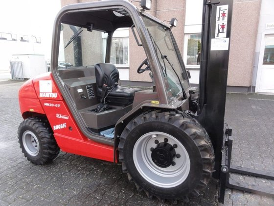 2011 Manitou MH 20 2F350