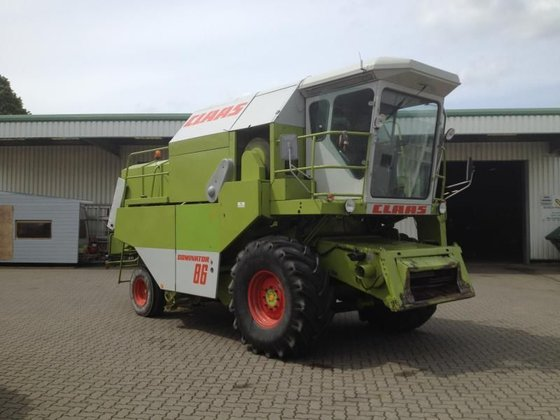 1983 CLAAS DO 86 in