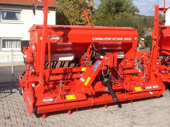 2015 Kuhn SITERA 3000 in