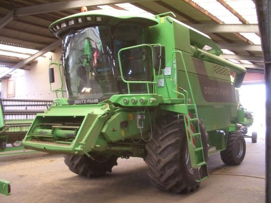 2007 Deutz-Fahr 5690 HTS in