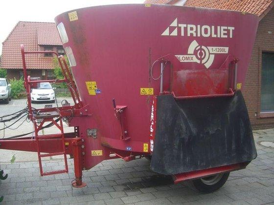 2008 Trioliet Solomix 1-1200 L