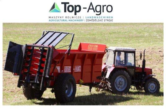 2016 Metal-Fach TOP-AGRO Düngerstreugeräte N275