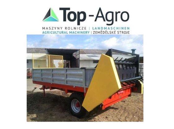 2016 Top-Agro DIREKT VOM HERSTELLER