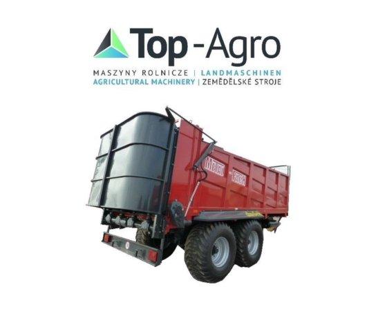 2016 Metal-Fach TOP-AGRO Düngerstreugeräte N272/1