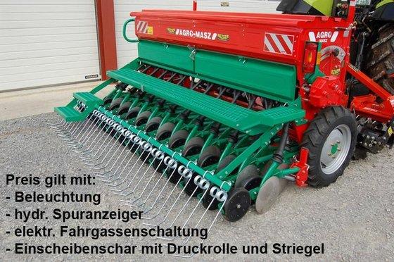 2014 AGRO-MASZ Drillmaschine SR300 in