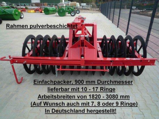 EURO-Jabelmann Einfachpacker, 17 Ringe, 900