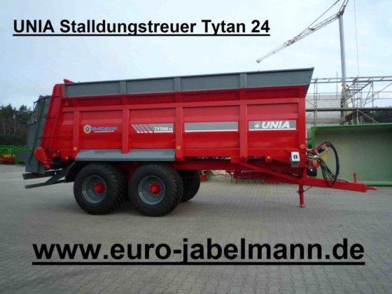 Unia Stalldungstreuer, NEU, 7 -