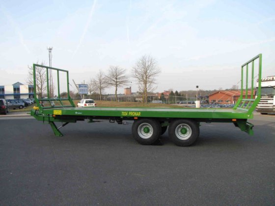 Pronar Ballentransportwagen, TO 24, 12,0