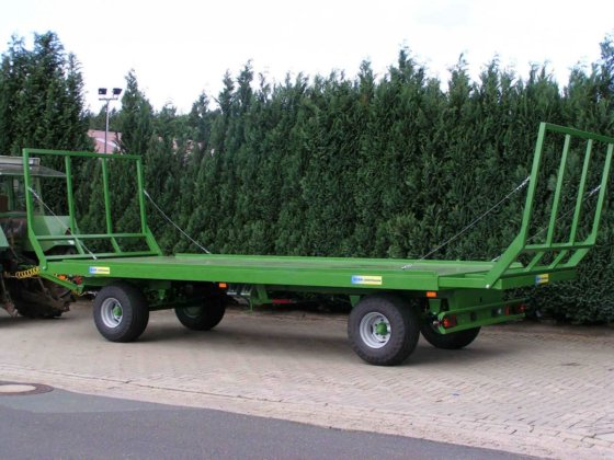 Pronar Ballentransportwagen, TO 22; 10,0