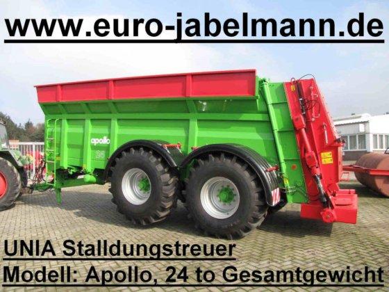 Unia Stalldungstreuer, NEU, 6 -
