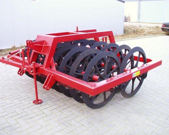 EURO-Jabelmann Doppelpacker, 17 Ringe, 900