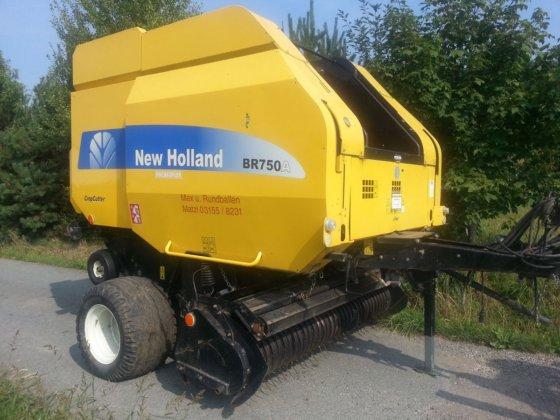 2006 New Holland 750 AEC