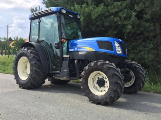 2009 New Holland T4050 N