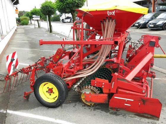 1994 Lely Polymat in Europe