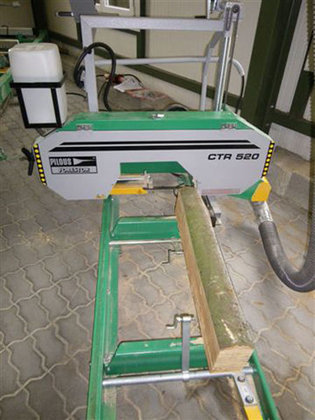 Sonstige CTR520 Blockbandsäge Vorführmaschine in