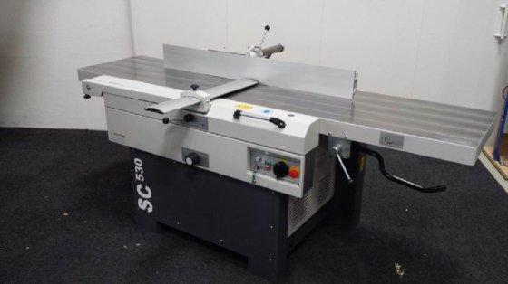 2014 Holzprofi Hobelmaschine SC 530