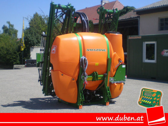 Amazone UF 1201 in Europe