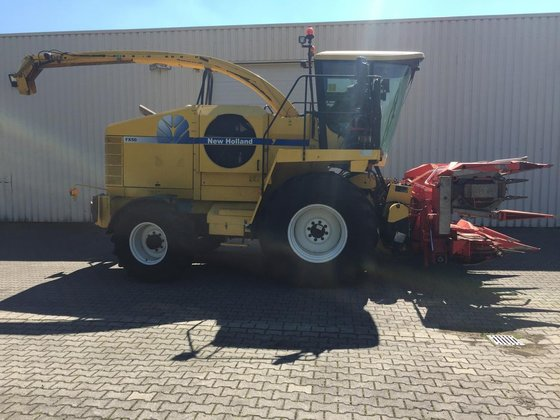 2003 New Holland FX 50