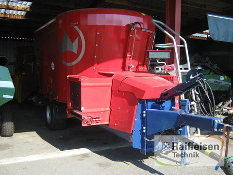 2014 Mayer Siloking 16 m3
