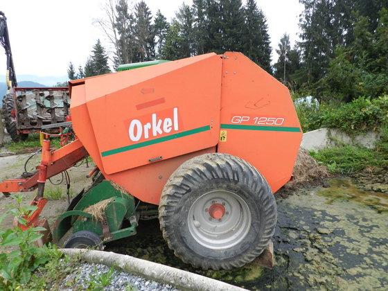 2000 Orkel GP 1250 MC