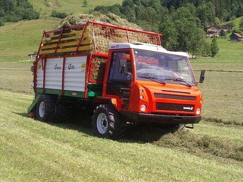 2011 Lüond Aufbauladewagen SWE 27