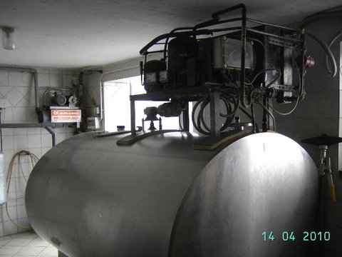 1986 Westfalia Milchkühltank DTC 2500