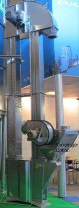 2017 Conpexim Becherelevator verzinkt 15m