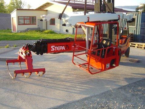 1996 Stepa HDC 31.74S in