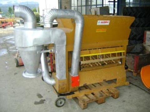 Lanker Heurüstmaschine Portana in Europe