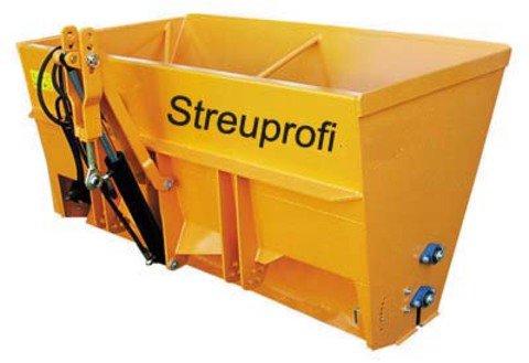 2012 Wimmer STREUPROFI -180 Selbstladestreuer