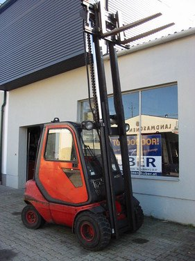 1996 Linde H30 in Europe