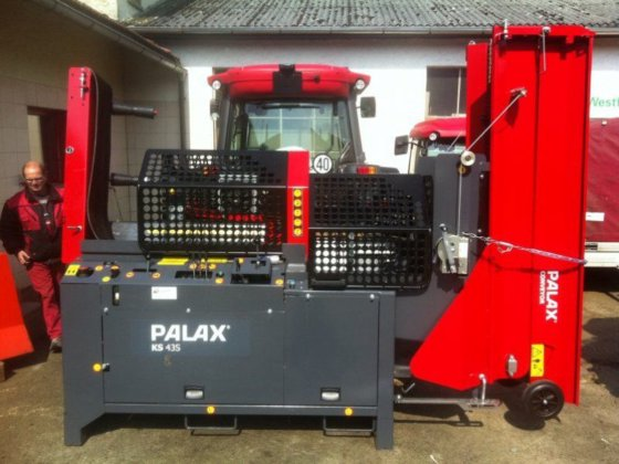 2014 Palax KS45 in Europe