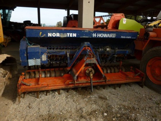 Howard Roto-Matic CLM 300+Kreiselegge 3m