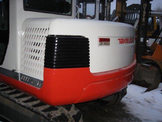 2009 Takeuchi TB 175 in