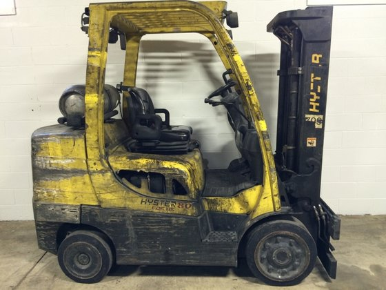 2012 Hyster S80FT FORKLIFT in