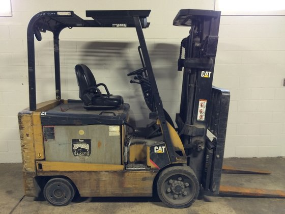 2009 CAT E6000 #CT0249-E6000 in